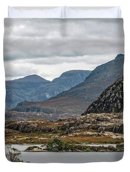 Assynt - Scotland Duvet Cover