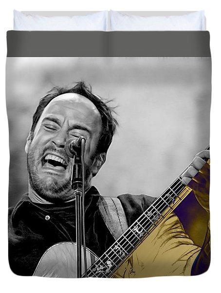 Dave Matthews Collection Duvet Cover