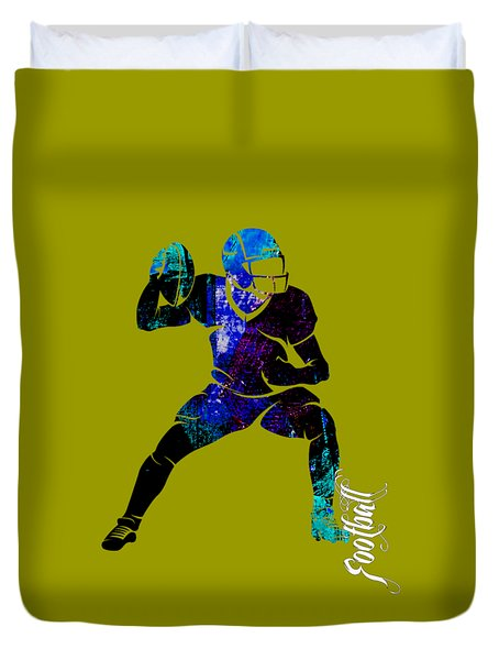 Football Collection Duvet Cover