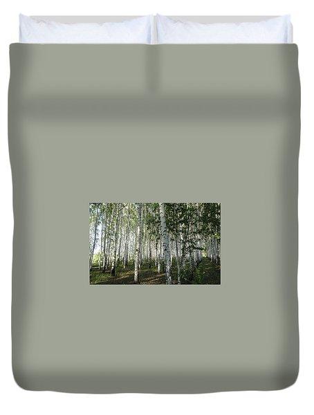 Forest Duvet Cover
