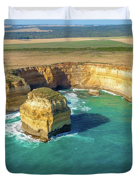 Port Campbell National Park Duvet Cover
