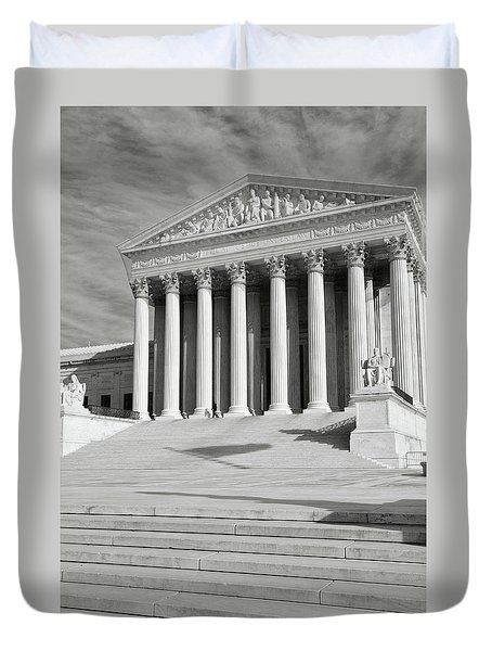 Supreme Court Of The Usa Duvet Cover