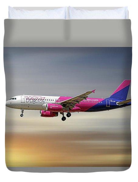Wizz Air Airbus A320-232 Duvet Cover