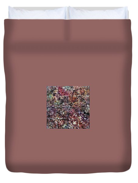 64-offspring While I Was On The Path To Perfection 64 Duvet Cover