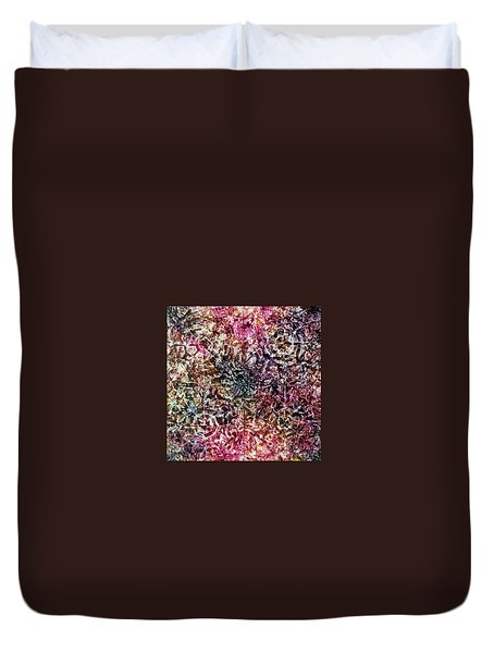 65-offspring While I Was On The Path To Perfection 65 Duvet Cover