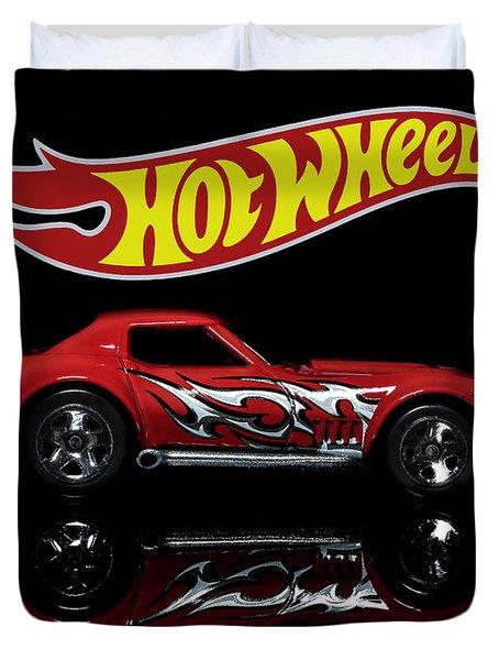 '69 Chevy Corvette Duvet Cover
