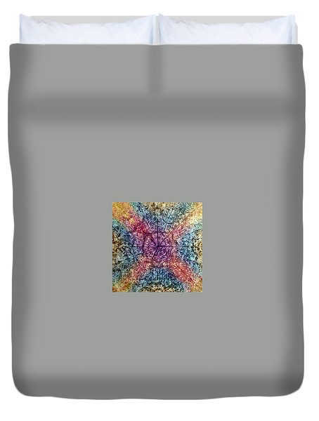 69-offspring While I Was On The Path To Perfection 69 Duvet Cover
