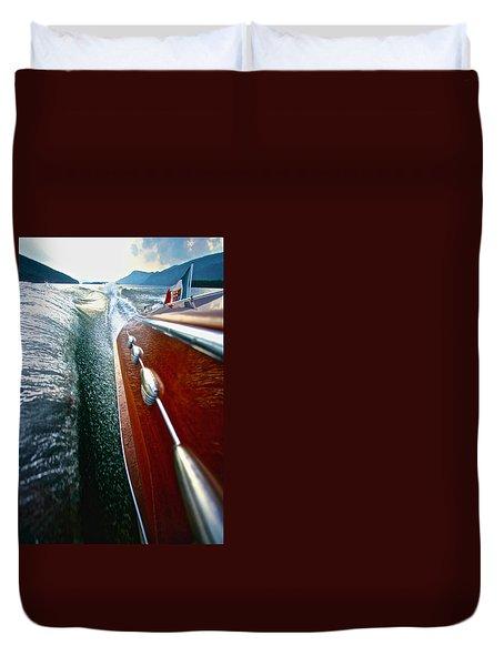 Riva Aquarama Duvet Cover