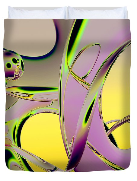 6jkb Duvet Cover by Scott Piers