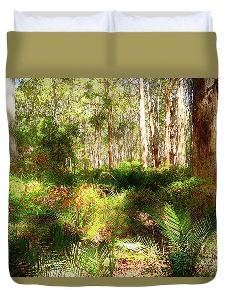 Boranup Forest II Duvet Cover