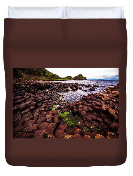Giant's Causeway Duvet Cover
