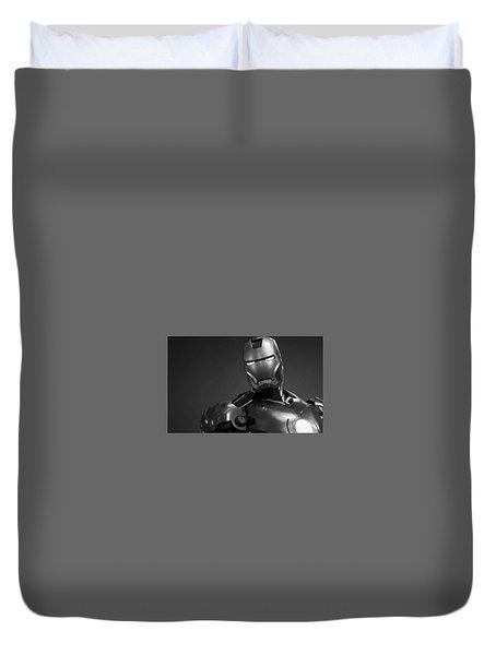 Iron Man Duvet Cover
