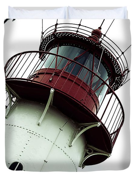 Lighthouse Duvet Cover by Joana Kruse