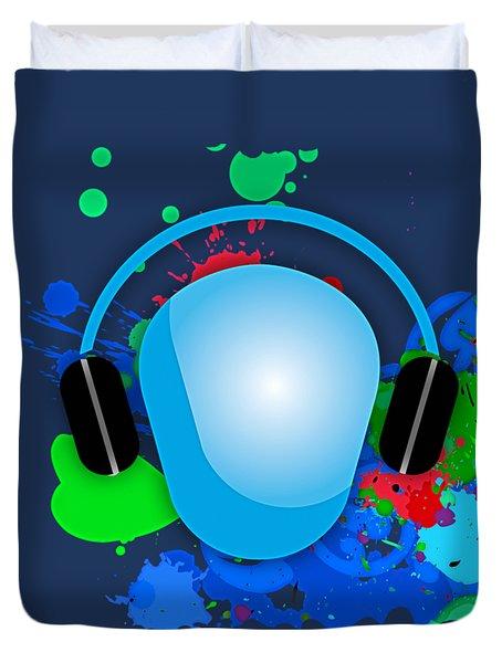 Music Duvet Cover