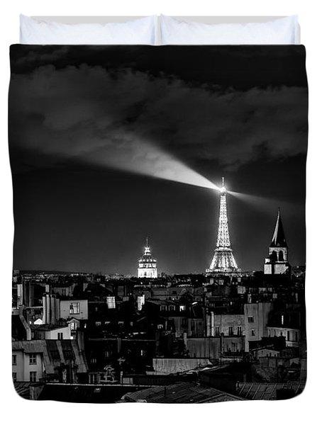Paris Duvet Cover