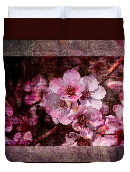 Quince Art Duvet Cover