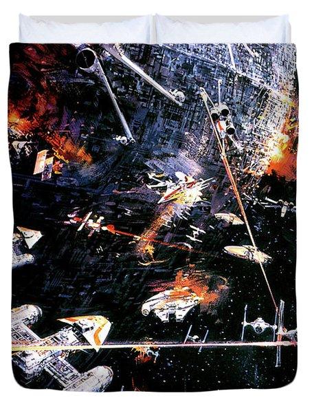 Star Wars Episode Iv - A New Hope 1977 Duvet Cover