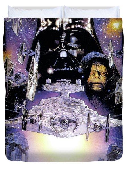 Star Wars Episode V - The Empire Strikes Back 1980 Duvet Cover