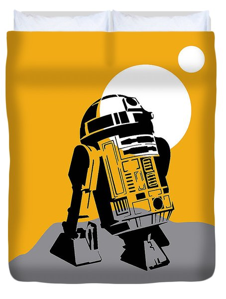 Star Wars R2-d2 Collection Duvet Cover