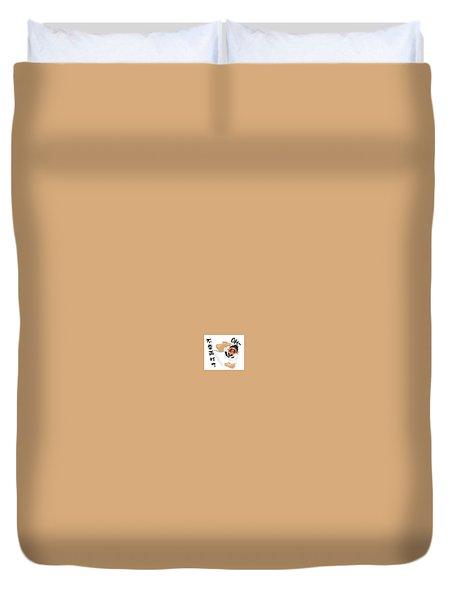 Tkd No1 Duvet Cover