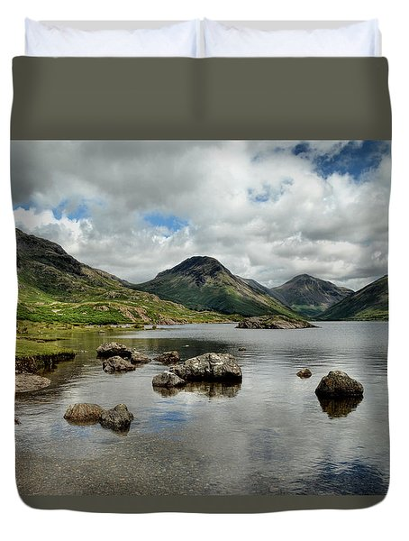 Wastwater Duvet Cover