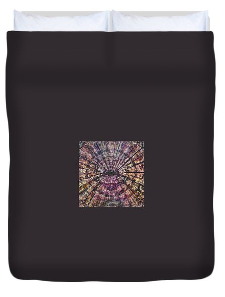 71-offspring While I Was On The Path To Perfection 71 Duvet Cover