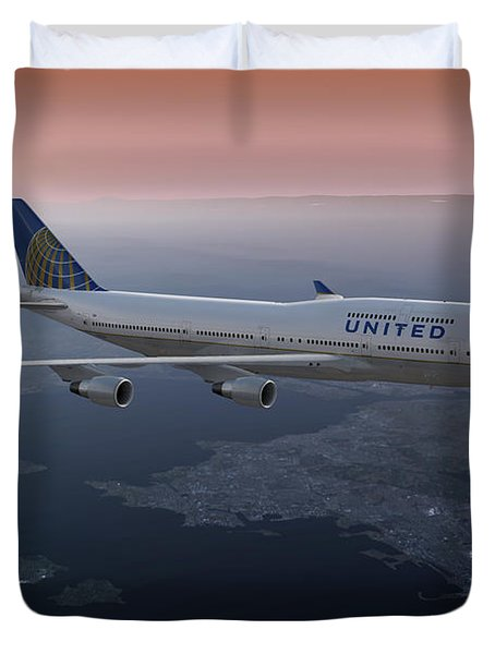 747twilight Duvet Cover