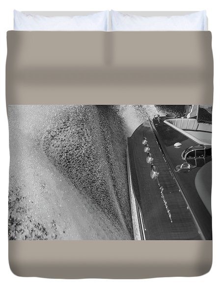Show Time Duvet Cover