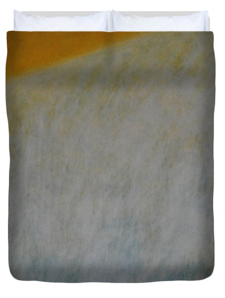 Calm Mind Duvet Cover by Kyung Hee Hogg