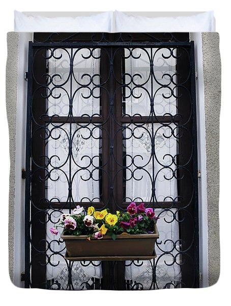 8 Rue Amboise Duvet Cover