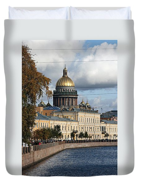 St. Petersburg Duvet Cover