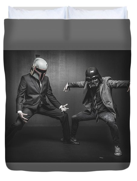 Star Wars Dressman Duvet Cover