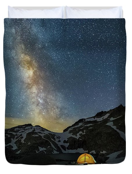 The Enchantments Duvet Cover