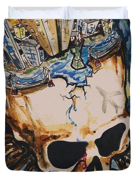 9/11 Duvet Cover