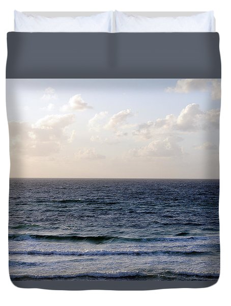 Jaffa Beach 1 Duvet Cover