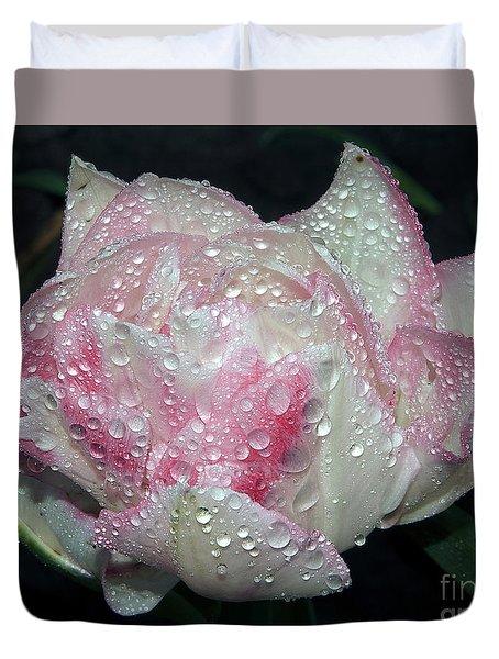 Nice Tulip Duvet Cover