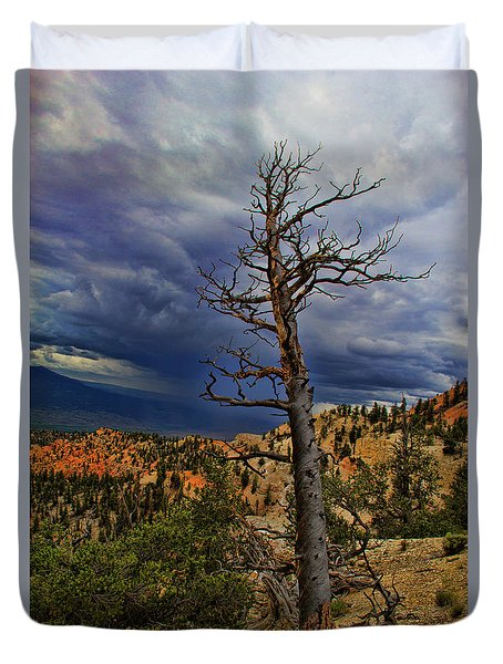 Bryce Canyon National Park Duvet Cover