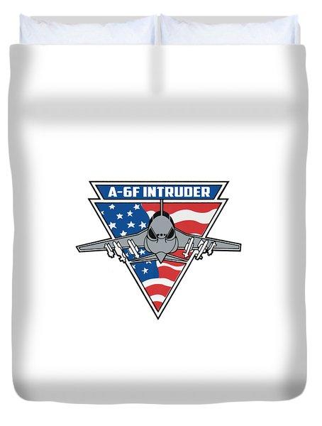 A-6f Intruder Duvet Cover
