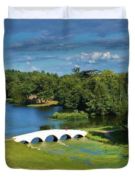 A Beautiful British Landscape Duvet Cover