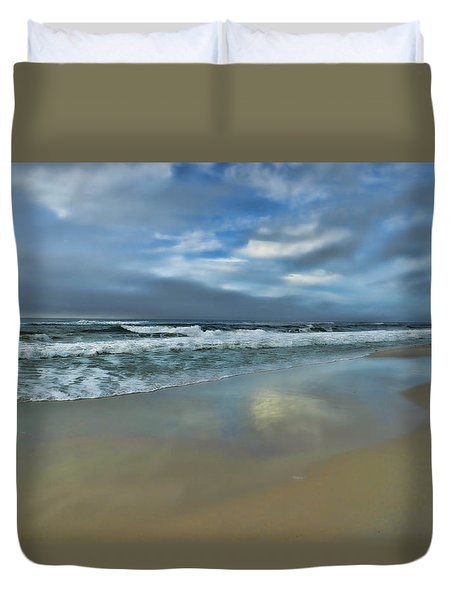 A Beautiful Day Duvet Cover