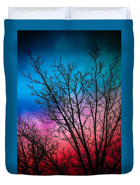 A Beautiful Morning Duvet Cover