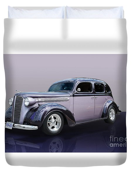 A Beauty Duvet Cover