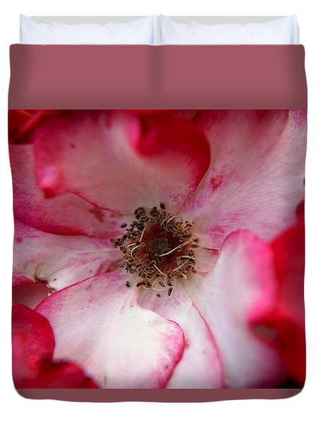 A Bee's Heaven Duvet Cover