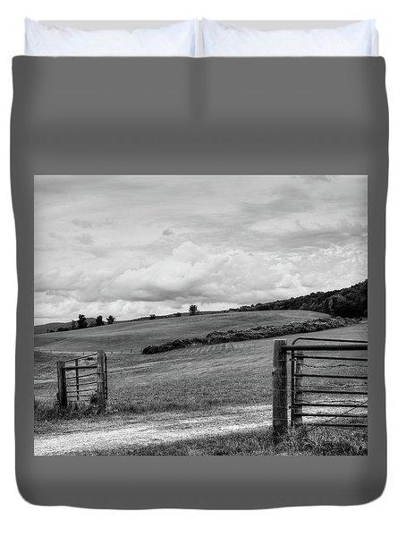 A Berkshire Brae No. 1 Duvet Cover