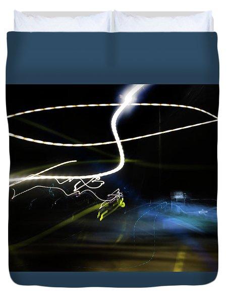A Blur Duvet Cover
