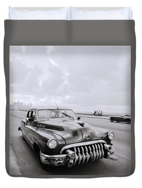 A Buick Car Duvet Cover