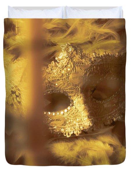 A Cabaret Mystery Duvet Cover