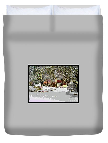 A Cosy Home Duvet Cover