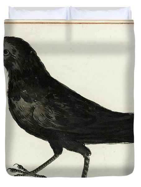 A Crow  Duvet Cover