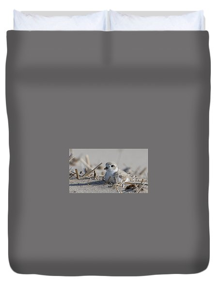 Petite Plover Duvet Cover